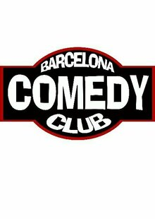 Event logo oficial barcelona comedy club3