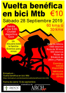 Event bike event 2019 a4 spanish