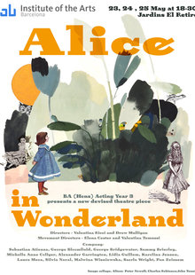 Event alice poster