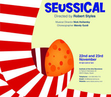 Event grid seussical poster entradium