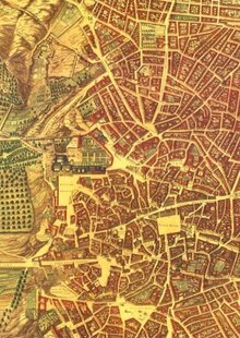 Medieval Madrid and the Habsburg