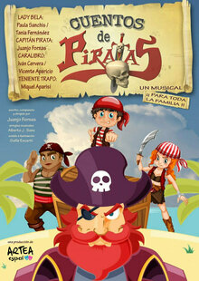 Event cuentos de piratas