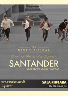 Event the night animal santander 3