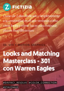 Looks and Matching Masterclass with Warren Eagles