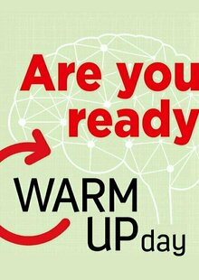 Warm Up Day - Revela'T 2020