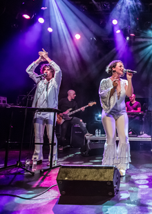 ABBA The New Experience al Festival SOM de mar