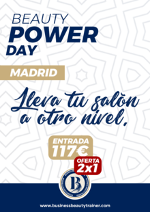 BEAUTY POWER DAY Madrid