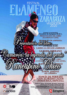 FLAMENCO ZARAGOZA. Rancapino Chico