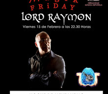Event grid lord raymond