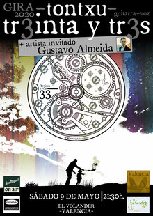 Event cartel valenciabc