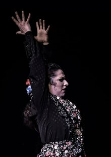 Event paca rodriguez flamenco en madrid