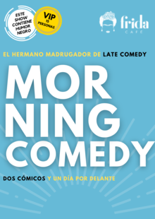 Event morning comedy