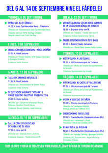 Event trasera flyer