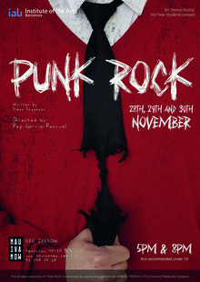 Event poster punk rock low res