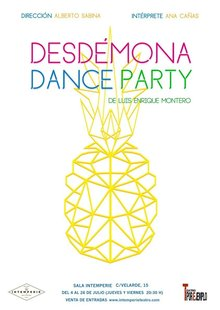 DESDÉMONA DANCE PARTY