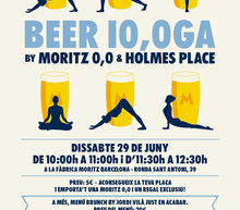 Event grid beer ioga cartell web