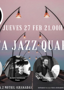 Event costa jazz quartet