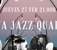Event grid costa jazz quartet