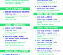 Event grid trasera flyer