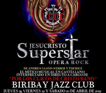 Event grid cartel jesucristo superstar bueno