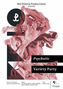 Event cartel psychotic variety party b 2000x