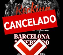 Event grid cancelado barcelona