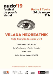 Event cartel neobeatnik