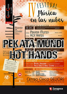 Event m%c3%9asica en las nubes pekata hot hands