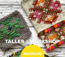 Event grid entradium agotado aleks byrd roosimine workshop wristlet barcelona knits web square