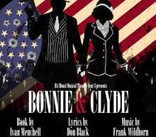 Event grid bonnie   clyde small poster