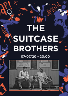 Event suitcasebrotherspromo
