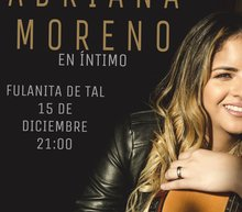 Concierto de Adriana Moreno_photo