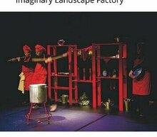 Event grid xup xup imaginary landscape factory autentica teatre cartel