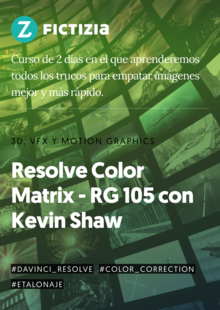 Resolve Color Matrix with Kevin Shaw