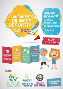 Event bilingue deportivo