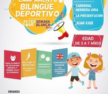 Event grid bilingue deportivo