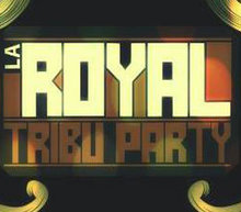 Event grid royal tribu party cafe berlin madrid