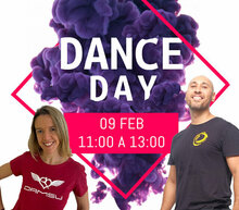 Event grid poster dance day