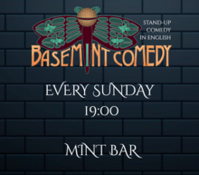 Event grid basemint comedy every