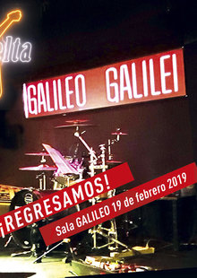 Event cartel galileo 2