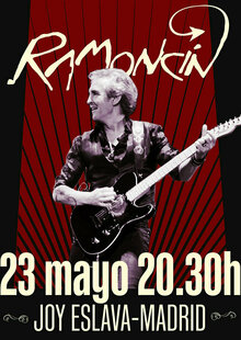 Event entradas ramoncin joy eslava madrid