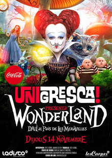 Unigresca pres. WONDERLAND