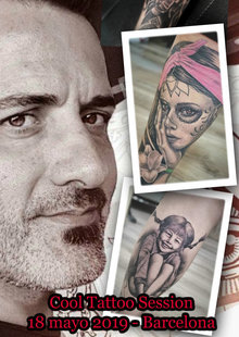 Event juanfran tatuador indy tattoo parets 1 ctsession texto vertical