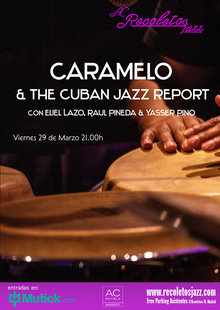 Event caramelo   the cuban