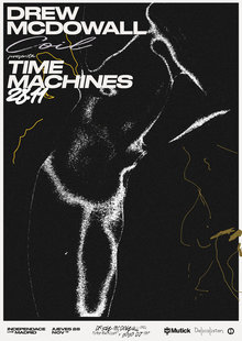 DREW McDOWALL (COIL) presenta 'Time Machines' en Madrid - Independance