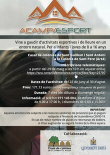 Event acampaesports ticketib 2020