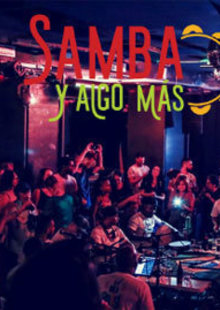 Event samba y algo mas 2 cafe berlin madrid