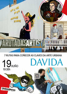 Event cartel davida big