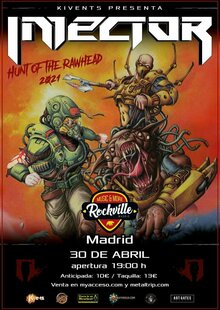 Event injector rockville 30 abril s