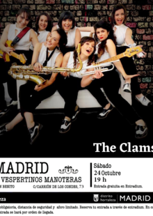 Event the clams  1